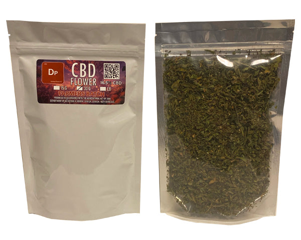 NEW PRODUCT ALERT:  DURBAN POTION #2 CBD FARMERS BATCH