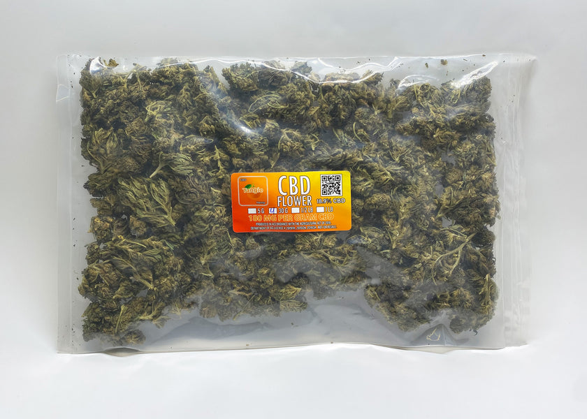 TANGIE CBD FLOWER ADDED TO $49 QP SALE