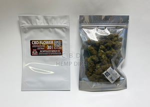 Acapulco Gold #2 Cbd Flower -19.3% | New Greenhouse Grown Flower
