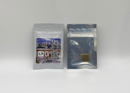 Cbg Hash (1.5 Grams) - 40.6% New Product