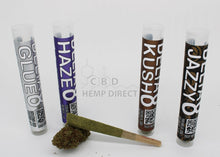 Load image into Gallery viewer, Delta 8 Hemp Flower Joints - 4 Strains Available Flower