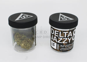 Delta 8 Jazzy Hemp Flower - 190 Mg Cbg | 80 Thc 1.5 Grams Flower