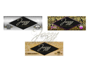Jazzy Rolling Papers (3 Pack) - CBD HEMP DIRECT