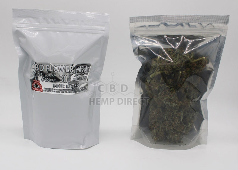 Sour Lifter Cbd Flower Top Buds (30 G) - 20.3% | New Greenhouse Grown Flower