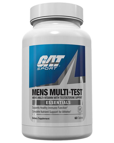 GAT SPORTS MENS MULTI+TEST VITAMIN