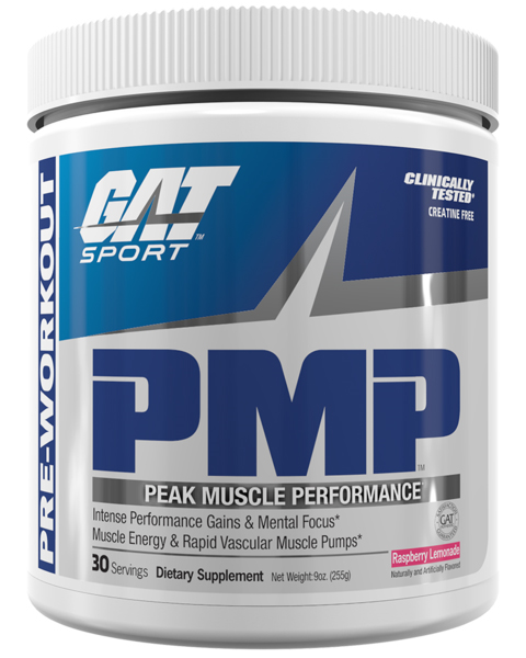 GAT PMP™ Pre-Workout 30 Serving