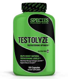 TESTOLYZE: TESTOSTERONE OPTIMIZER
