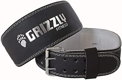 Grizzly Workout Support Belt
