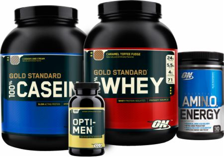 Optimum Nutrition Beginner Stack