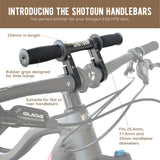 Shotgun Child Bike Seat Handlebars