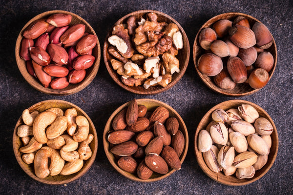 Nuts for Keto Livin'