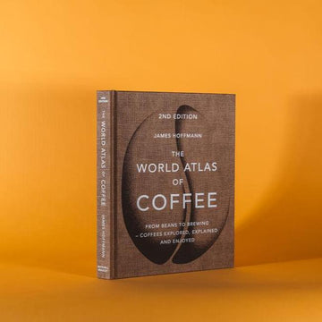 livre james Hoffmann world atlas of coffee