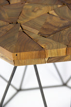Load image into Gallery viewer, AYAH teak side table