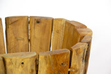 Load image into Gallery viewer, DEWI teak planter