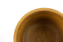 Load image into Gallery viewer, NAWA large natural finish teak bowl