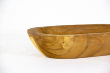 Load image into Gallery viewer, PANCAH wooden boat shape bowls