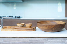 Load image into Gallery viewer, SAPTA wooden bowl - smooth