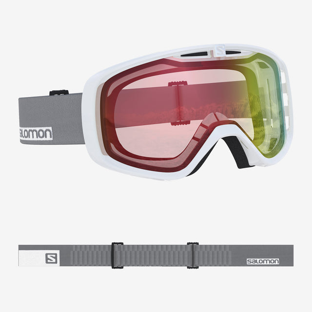 Aksium Photo Goggles White
