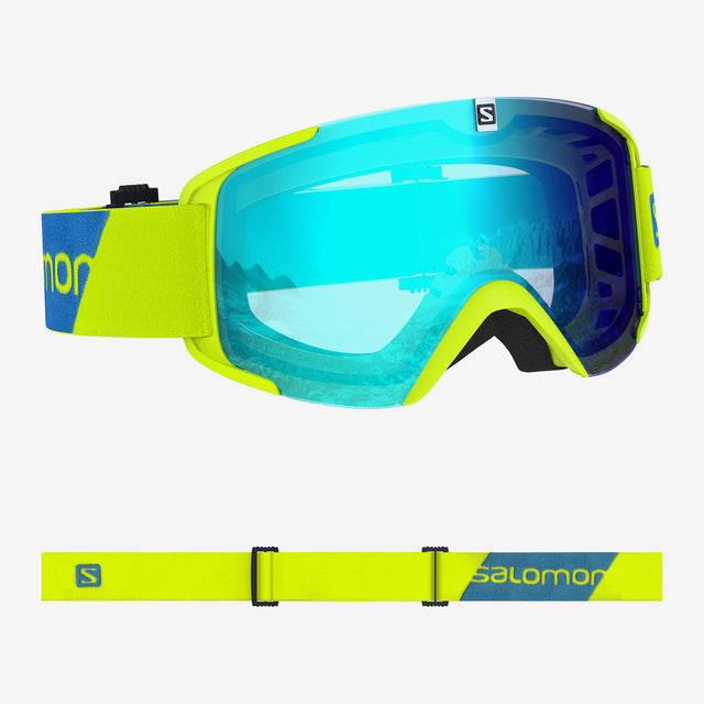 XVIEW Goggles Yellow