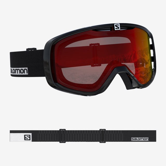Aksium Goggles Mid Red