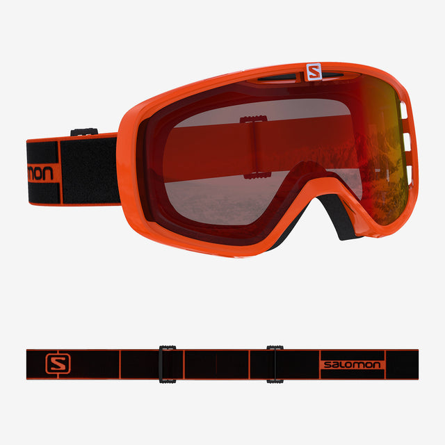 Aksium Goggles Flame