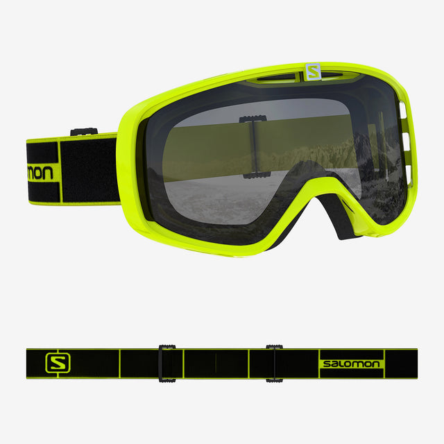 Aksium Access Goggles Neon Yellow