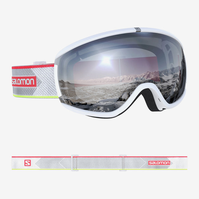 Ivy Goggles Corail White