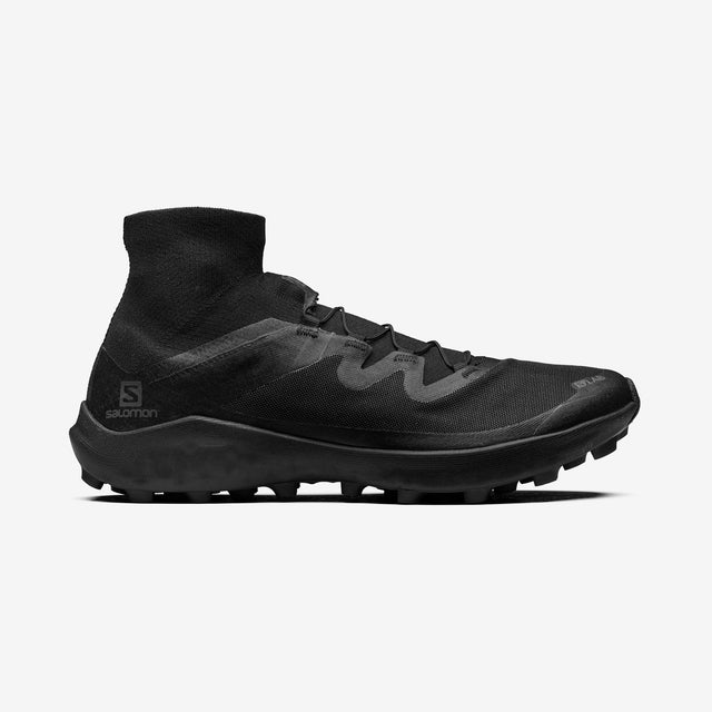 S/LAB CROSS BLACK LTD Shoe