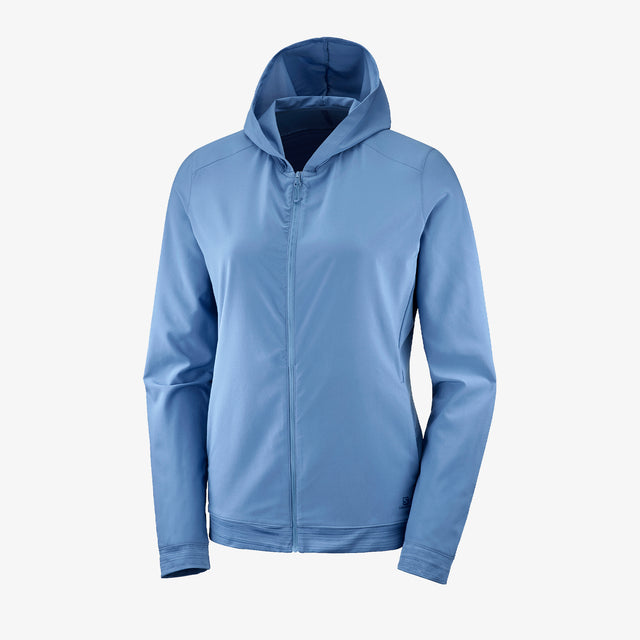 Comet Full-Zip Hooded Jacket Women's