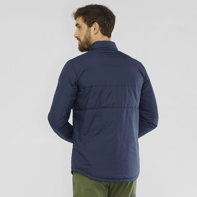 Snowshelter Insulated Shirt Men's