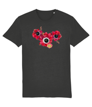 Load image into Gallery viewer, Classic fit Anemone tee
