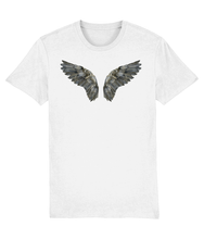 Load image into Gallery viewer, Dark wings classic tee
