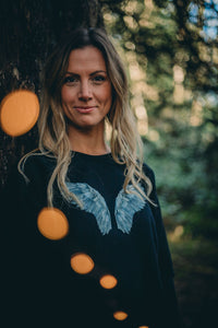 Dark wings sweatshirt