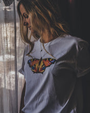 Load image into Gallery viewer, Butterfly classic fit tee