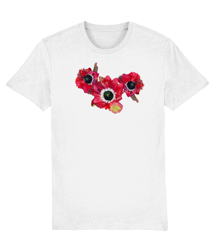 Classic fit Anemone tee