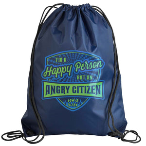 Navy Happy Angry Sportpack