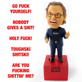 Lewis Black Talking Bobblehead