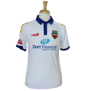 2021 FCB 4 Star White Replica Jersey