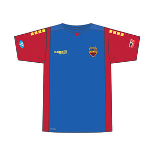 FCB Authentic 3 Star Youth Blue Jersey