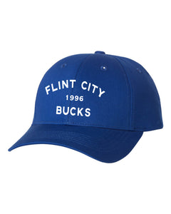 FCB Bucks Stars Youth Curved Bill Hat