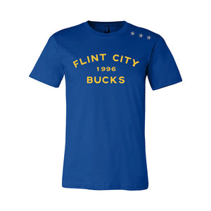 Bucks Unisex Royal Tee
