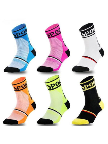 Movement breathable cross boundary socks