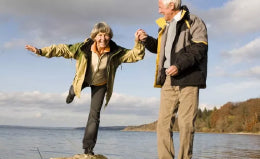 Balance and Proprioception for the Geriatric Population