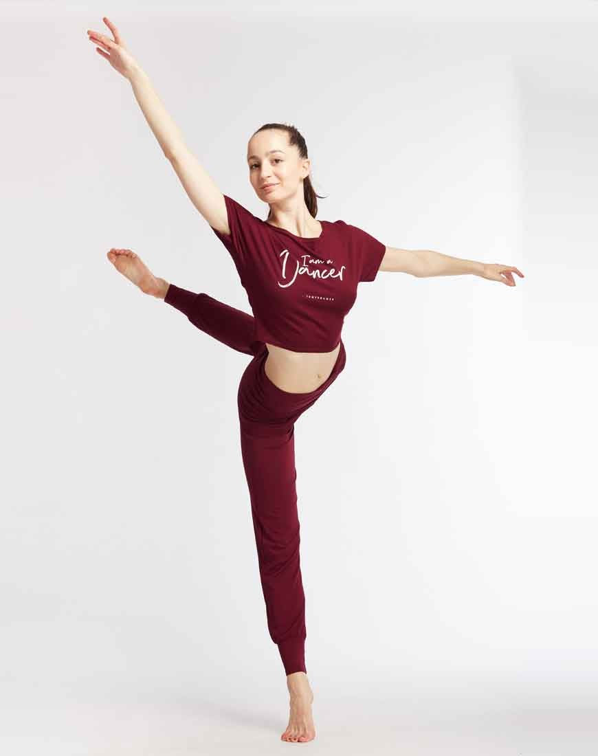TempsDanse Ballett Shirt AGIL I AM