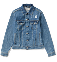 Load image into Gallery viewer, CUSA Denim Jacket