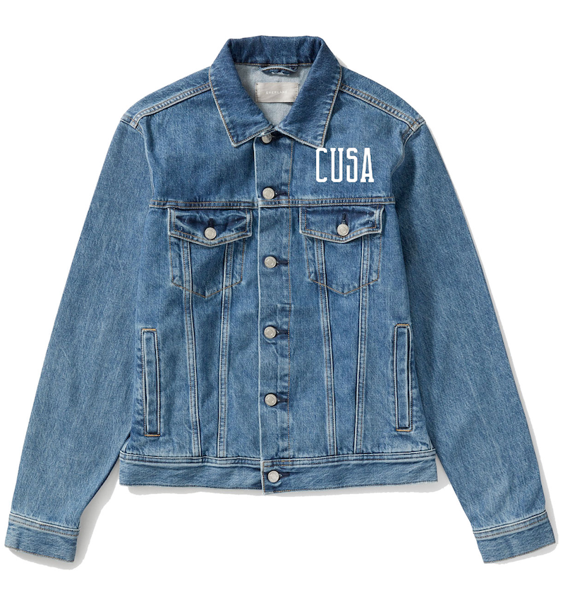 CUSA Denim Jacket