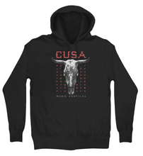 Load image into Gallery viewer, CUSA Longhorn Lineup Hoodie
