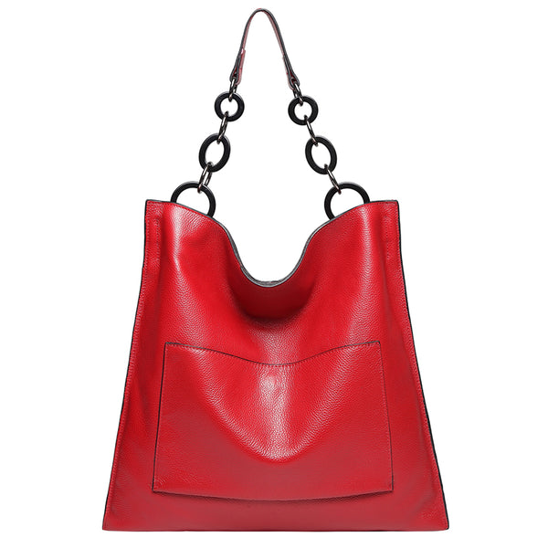 Slouchy Shoulder Hobo Bag