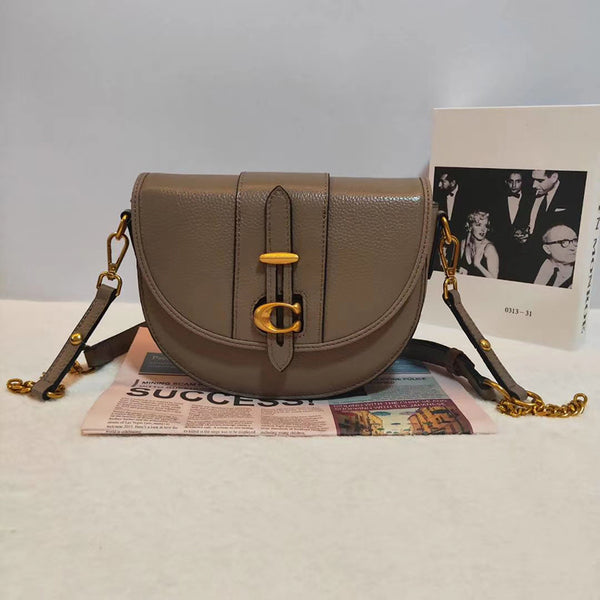 Christine Leather Crossbody bag