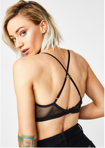 ALL THE FEELS: Spring Fling Bra - EASTNWEST